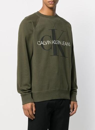 Calvin Klein Sweatshirt Haki